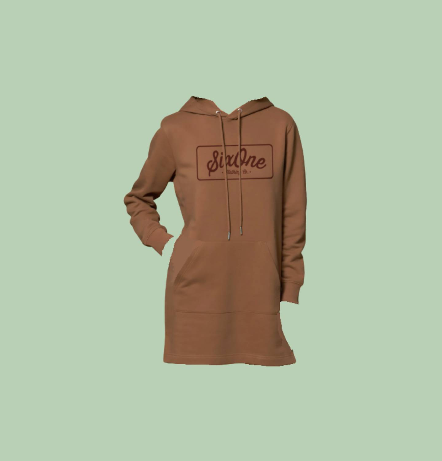 streetcarapatch Robe Sweat capuche